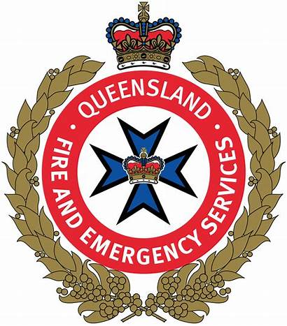 Emergency Queensland Fire Services Qld Service Qfes