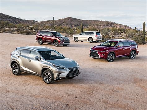 2019 Toyota And Lexus Suv Models  2019  2020 Toyota And