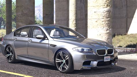 Bmw Mods F10 2012 bmw m5 f10 add on replace tuning animated