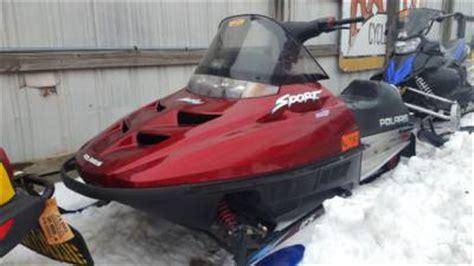 polaris indy  sport  sale  snowmobile