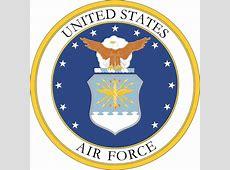 USAF Logo Vector Free Download
