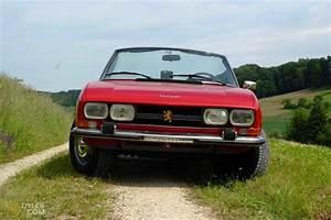 Peugeot Classic : classic 1974 peugeot 504 cabriolet for sale 10057 dyler ~ Melissatoandfro.com Idées de Décoration