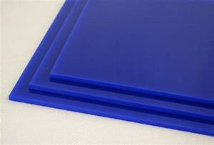 Blue Acrylic Perspex U00ae Sheet Cut To Size