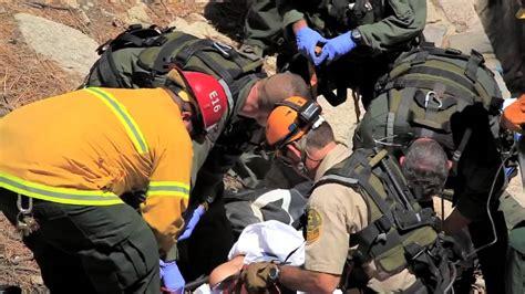 lasd montrose search  rescue team youtube