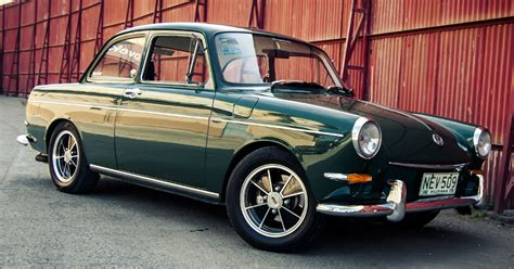 How This 1968 Volkswagen Type 3 Notchback Was Brought Back