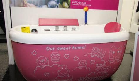 Das Neue Rosa Kinder Badezimmer Von Interbath
