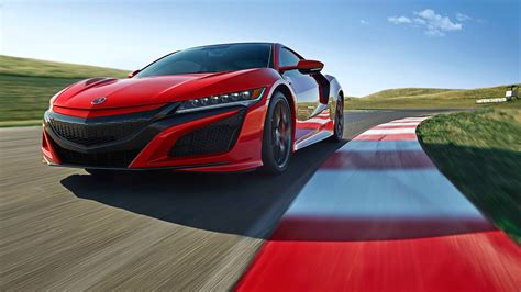 Acura Nsx Wallpaper 4k by 2019 Acura Nsx 4k Wallpapers Hd Wallpapers Id 25633