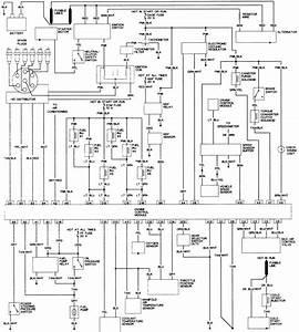 25 - 2 8l  Vin W  Engine Control Wiring Diagram