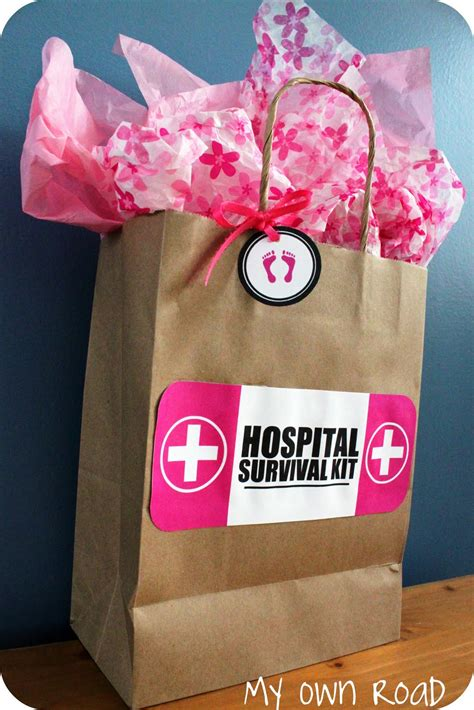 baby shower gifts for hospital survival kit baby shower gift this that