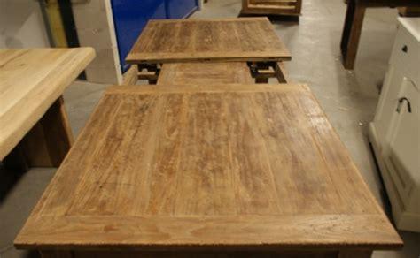 tisch ausziehbar holz wooden affairs detailansicht tische aus altem holz santoso mit kopfleisten tisch santoso