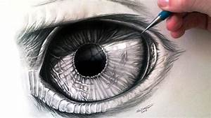 How to Draw an Eagle Eye - YouTube