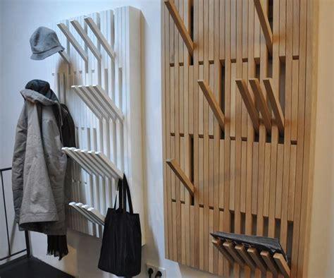 Garderoben Ideen Holz by Die Besten 25 Garderobe Holz Ideen Auf