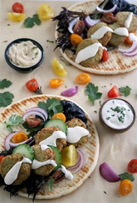 falafel fryer air easy recipe background bread dry canned chickpeas