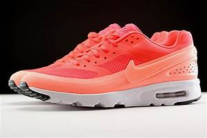 Nike WMNS Air Max BW Ultra Orange Rot Weiss 600