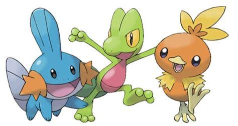 Battle Of The Pokémon Starters Ign