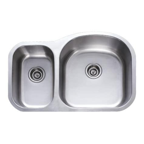 kitchen undermount sinks stainless steel 31 inch stainless steel undermount 30 70 bowl 8691