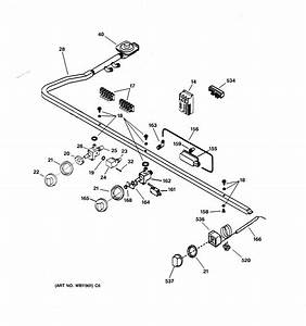 Ge Zdp36l4rd1ss Range Parts