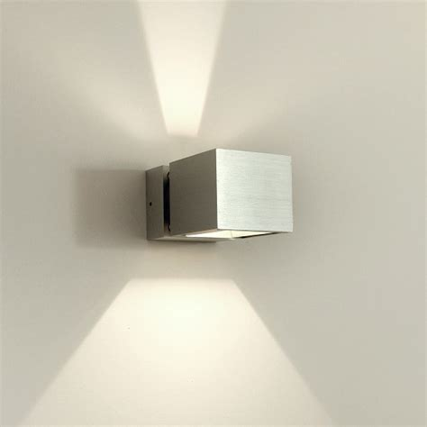 outdoor up and down light fixtures asteria modern led up and down aluminium exterior wall