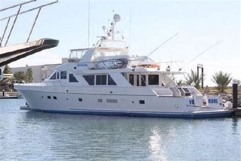 Nordlund Boats For Sale by For Sale 95 Nordlund Mcqueen Cockpit Motor Yacht Motor
