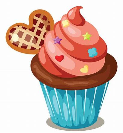 Cupcakes Cupcake Clip Cake Birthday Clipart Muffin