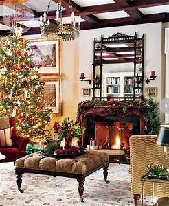 Interiors Regal English Christmas Home Style At Home