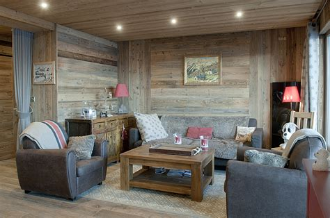 interieur chalet montagne photo kirafes