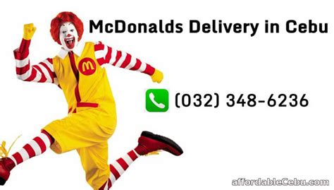 what is mcdonald s phone number mcdonalds delivery contact number in cebu directory 180