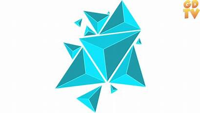 Shapes Abstract Geometric Transparent Shape Clipart Geometrical