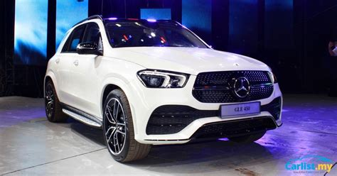 mercedes 2019 malaysia all new mercedes gle 450 launched in malaysia priced