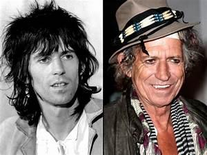 20 estrellas del rock que envejecieron de la peor manera