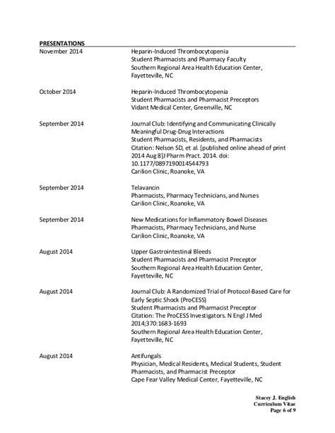 Exle Of Pharmacy Internship Resume by 28 Pharmacy Student Resume Entry Level Pharmacist Resume Sle Resume Template Exle Pharmacy