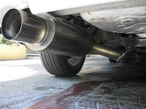 Exhaust Sound by Evo 6 Exhaust Sound Jasma
