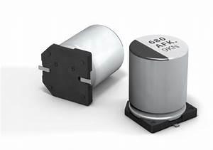 Panasonic – V-FC/V-FK series – SMD Aluminum Electrolytic ...