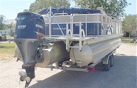 Boat Covers Unlimited Baton Rouge by New And Used Pontoon Boats For Sale