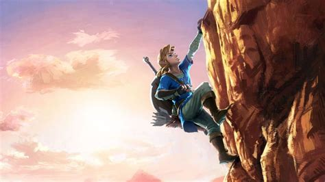 Zelda: Breath of the Wild's climbing is the secret ...