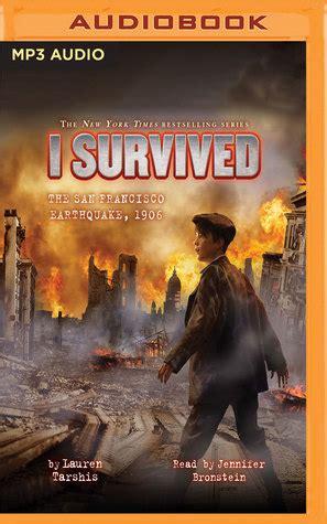 survived  san francisco earthquake  book