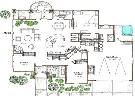 1 open floor plans open floor plans 1 space efficient house plans