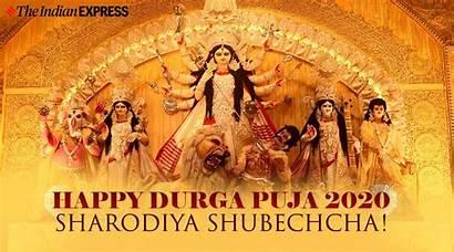 Durga Puja Happy Wishes Quotes Status Greetings
