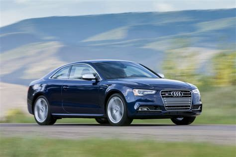 2014 Audi S5 Coupe Review