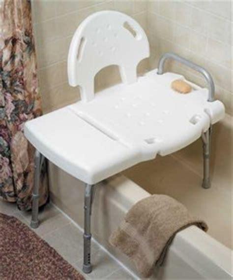 invacare bathtub transfer bench health
