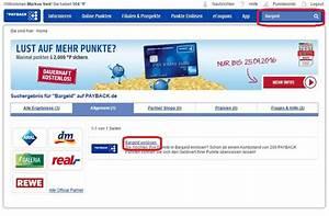 Punkte Einlösen Payback : so machen sie ihre payback punkte zu bargeld ~ A.2002-acura-tl-radio.info Haus und Dekorationen