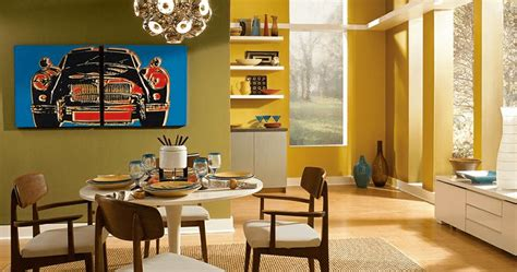 How To Decorate A Mid-century Modern Room