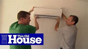How To Install A Ductless Mini