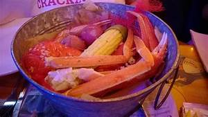 Hmmm the steampot - Picture of Joe's Crab Shack, Las Vegas ...