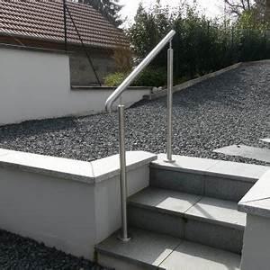 Rampe Pour Escalier : rampe escalier inox en kit ~ Melissatoandfro.com Idées de Décoration