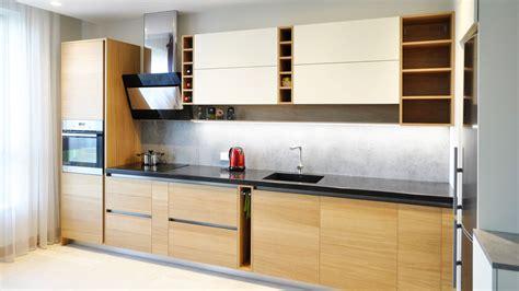 Virtuves mēbeles Integra ar plūsmas rokturiem   RIPO.LV