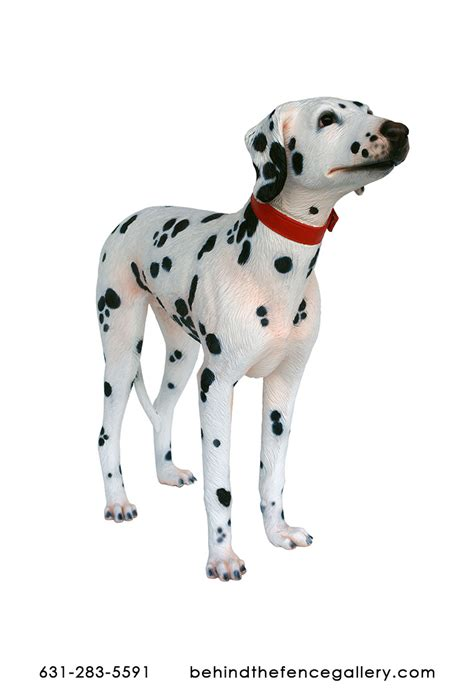 dalmatian dog statue dalmatian dog statue