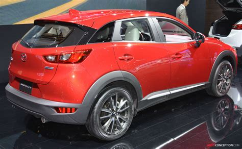 mazda suv lineup mazda new cx 3 crossover will form core of next