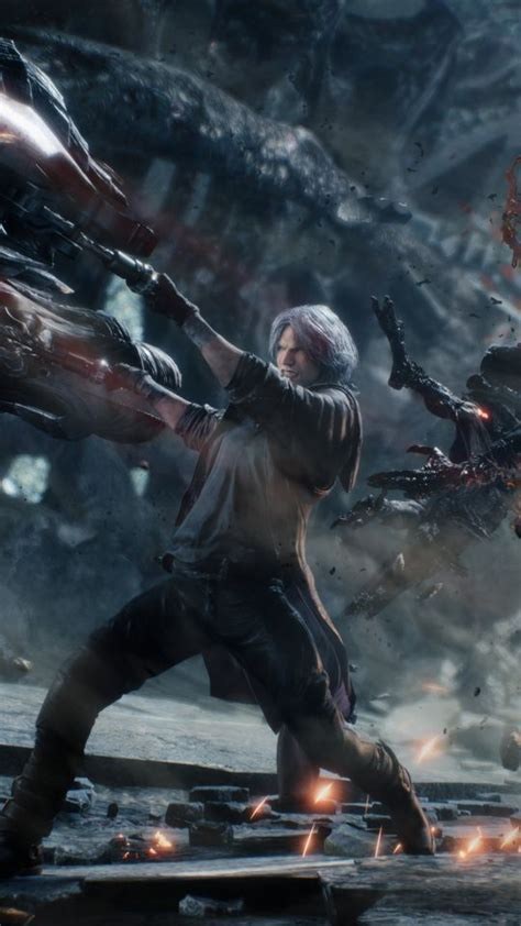 Devil may cry 5, games art, video game art, video games. Pin on Video Game wallpapers