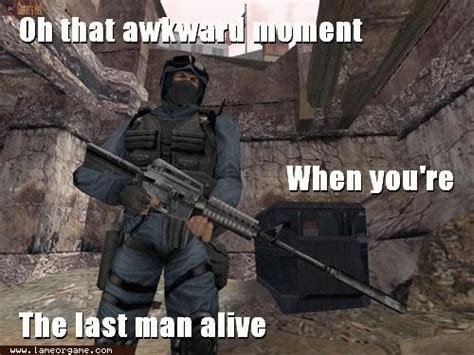 Funny Video Game Screenshots For Counter Strike Source